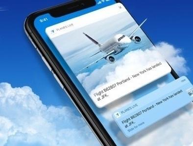 fligh tracker app for business